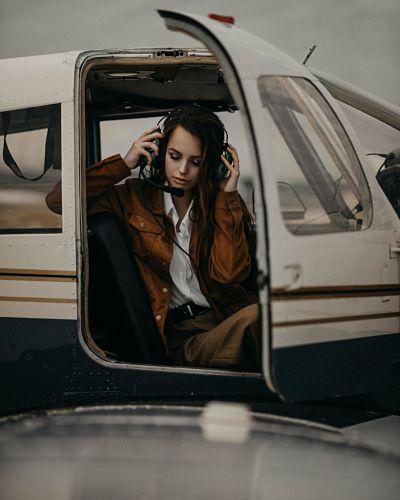 ¿Cuánto gana un piloto comercial de avión en argentina 2021?